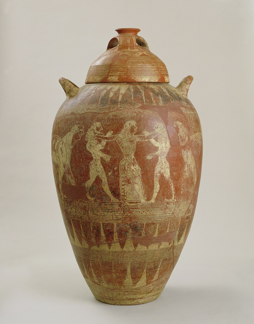 186. Pithos with Lid