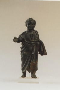 225. Child in a Toga