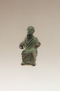 254. Seated Figure (Apostle?)