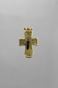 259. Reliquary Cross (enkolpion)