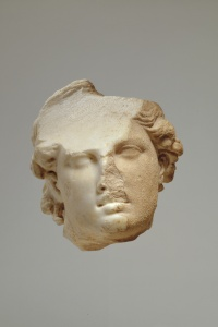 167. Portrait Of A Syrian Ruler - Hellenistic