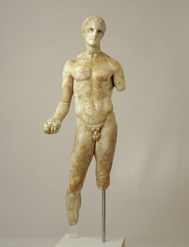 169. Idealized Hero - Hellenistic