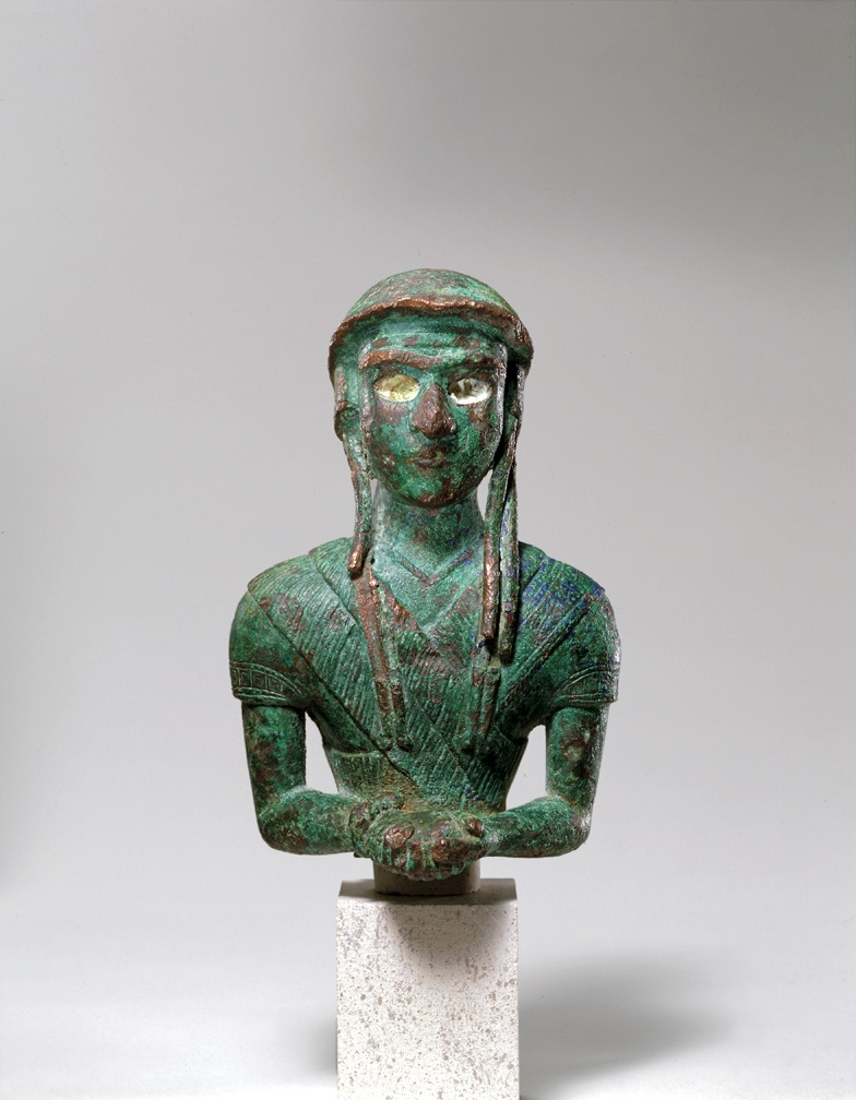 019 Bust Of Young Prince - ELAM